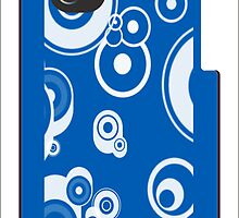 Chirkle Chell Phone Cashe by brennanpearson
