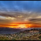 San Fernando Valley by Phil Becker