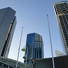 Buildings of Brisbane by STHogan