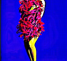 BETTE MIDLER- POP ART by Terry Collett
