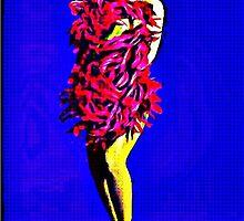 BETTE MIDLER- POP ART by Terry Collett