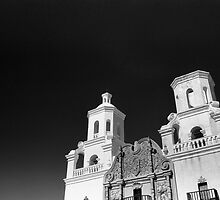 San Xavier del Bac by James2001