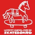 The Little Horse on a Skateboard by Sean Leahy