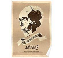 Evil Dead 2 (1987) Custom Poster Poster