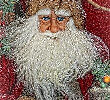 Jolly Olde Saint Nicholas by Selina Ryles