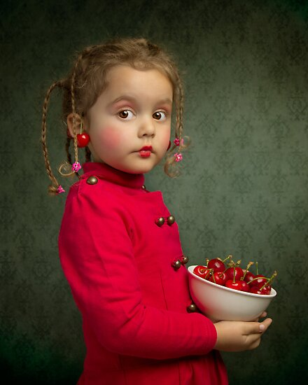 Cherries by Bill Gekas