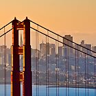 Golden Gate Bridge by javarman