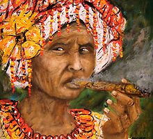 Mama Tabaco by amoxes