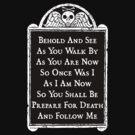 Follow Me... by Doombuggyman