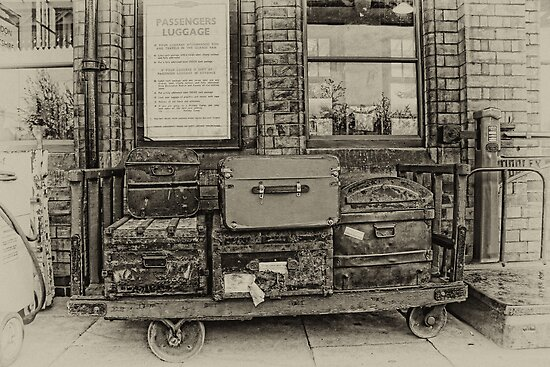 Luggage by MartinMuir