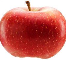 Red apple by fotorobs