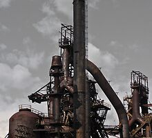 Blast Furnace by earthmover
