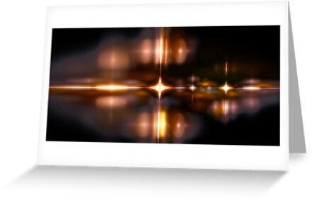 L'après-midi d'une étoile by Benedikt Amrhein