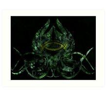 Dagon  - Call of Cthulhu Art Print