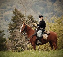 The Civil War Reenactor-1146 by Michael Byerley