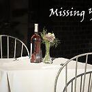 Missing You by heatherfriedman