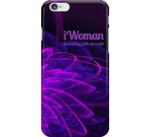 iWoman (phone case) iPhone Case/Skin