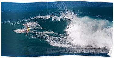Andy Irons At O'Neill World Cup of Surfing 06-8 by Alex Preiss