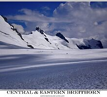 central & eastern breithorn by kippis