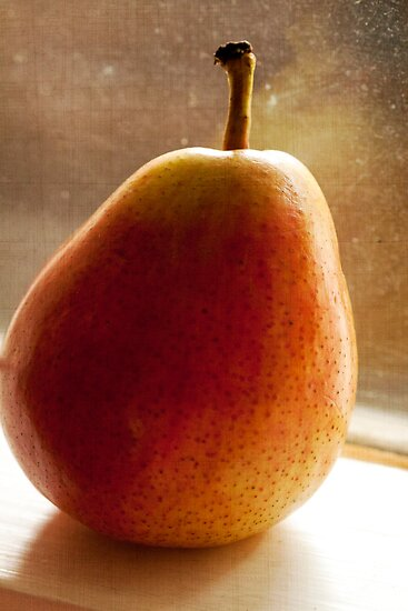 one sweet pear by Hege Nolan