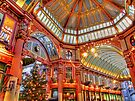 The Tree - Leadenhall Market Series - London - HDR by Colin J Williams Photography