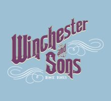 Winchester and Sons (Ladies) by Manny Peters