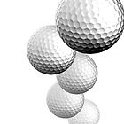 golf balls by david balber
