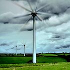 Wind Turbines by Steve Purnell