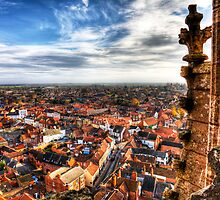 View From The Top by Paul Thompson Photography