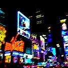 Time square atmosphere by Peppedam