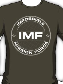 I M F 2000 Large Logo T-Shirt