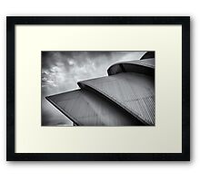 The Armadillo, Glasgow Framed Print