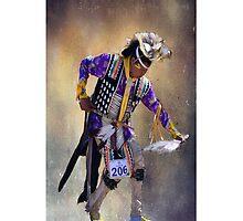 Dancer iPhone Case by Barbara Manis