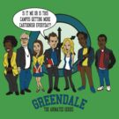 Greendale the Animated Series by mbecks114
