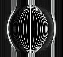 Almost Vasarely by Rene Juan de la Cruz