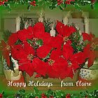PEACE AND HAPPINESS TO ALL by Claire Moreau