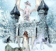 The Snow Queen's Menagerie by shutterbug2010