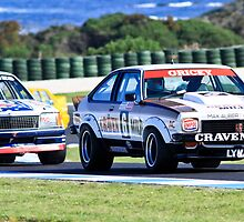 Cullen Commodore vs Grice Torana by Russell Charters