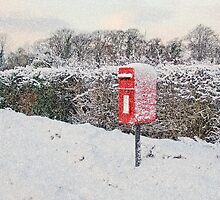 Mail in All Weathers by AnnDixon