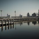 Geelong Waterfront by Margaret Metcalfe