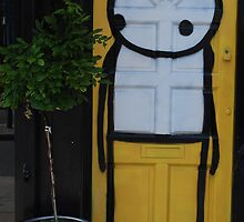 Stik in London by Sherion