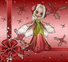 Little Miss December .. calendar by LoneAngel