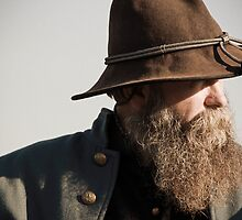 The Civil War Reenactor-1174 by Michael Byerley