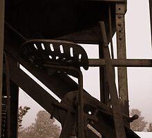 Bucyrus Driver's Seat by Scott Heinley