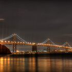Bay Bridge, San Francisco by Matt Erickson