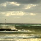 Morning Swell by JKKimball