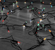 Christmas Lights by Mat Robinson