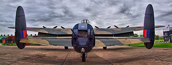 On The Tarmac - Just Jane - HDR by Colin J Williams Photography