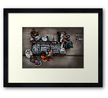 New York - Store - Greenwich Village - I sell photos Framed Print