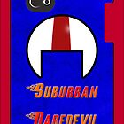 Suburban Daredevil Case by sillicus